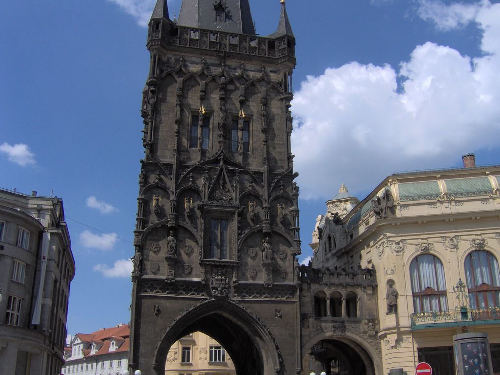 mes photos de Prague