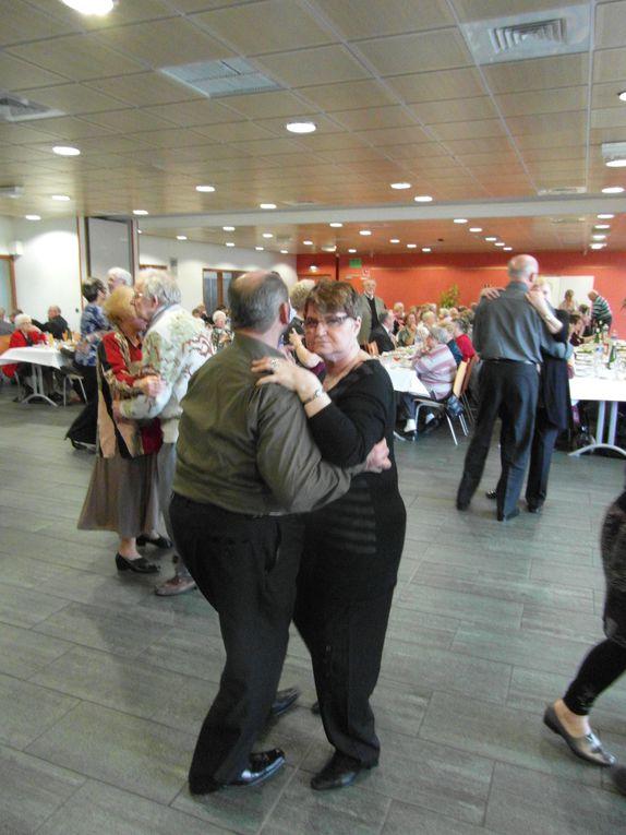 Repas du 28 Janvier 2012 à l'Atrium