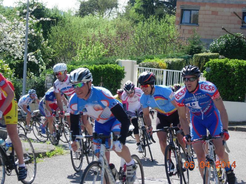 Course de Brignais, organisé par le V.C.B le 06-04-2014