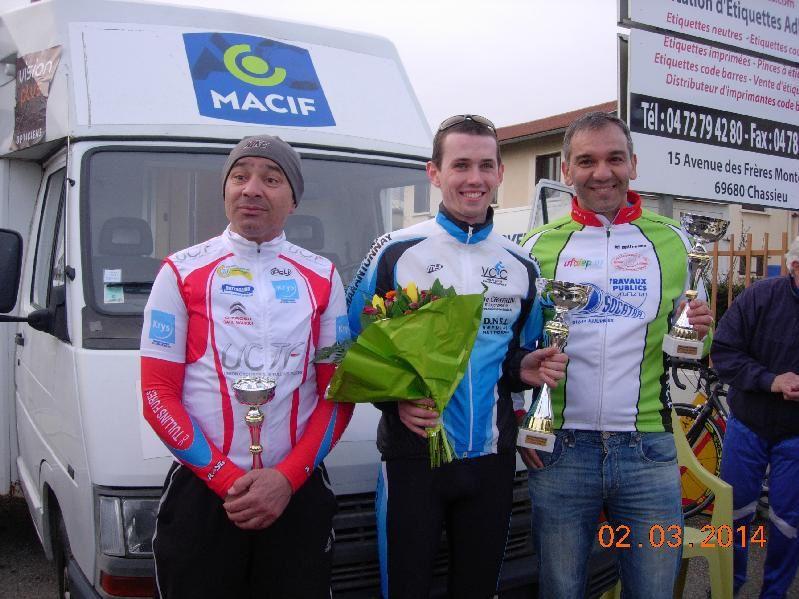 24ème  Prix de Chassieu2 mars 2014241 participants