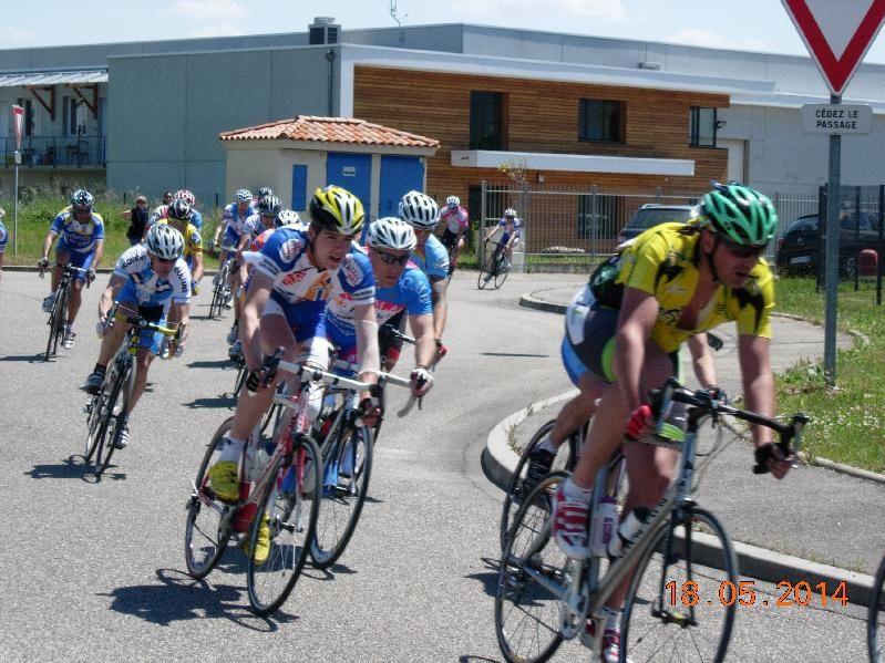 Championnat départemental le 18-05-2014