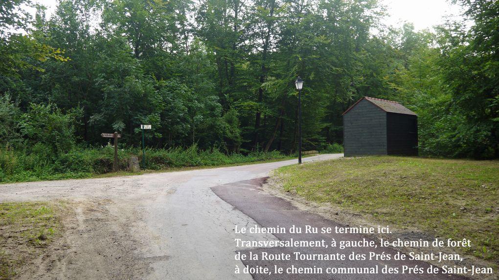 Cartes postales de Saint Jean aux Bois