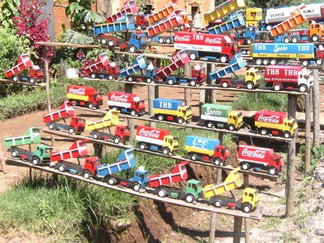 Association de chauffeurs guides à Madagascar.