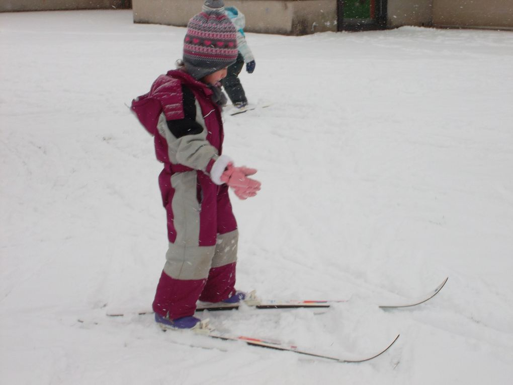 Album - Ski avec les petits