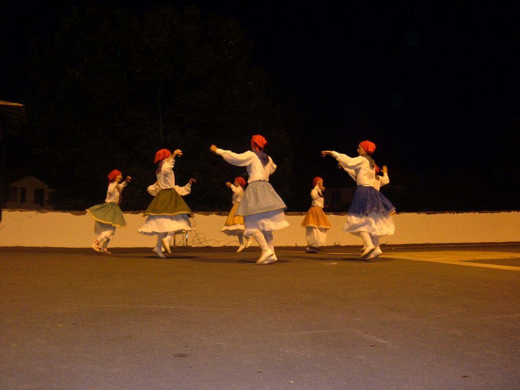 Album - Emanaldi tradizionalak / Spectacle danse traditionnelle