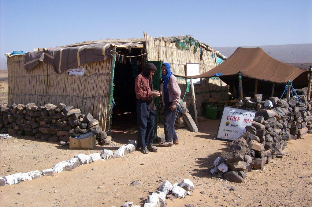 Album : Maroc Ecole nomade