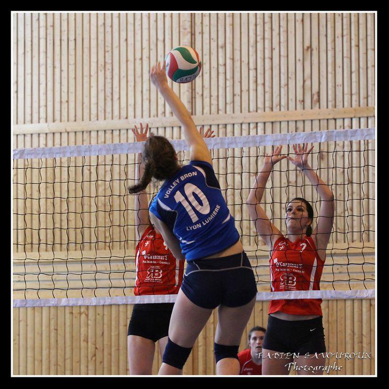 Album - Volleyball-ALChambery-Bron