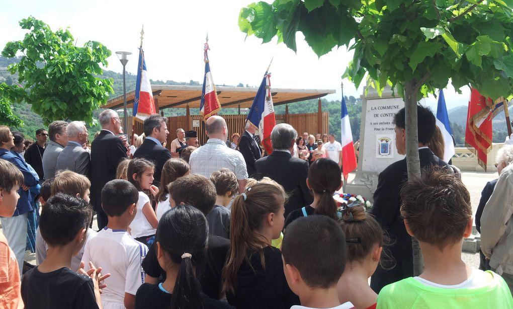 Fêtes nationales dans la commune de Contes et ses hameaux.www.contes-avenir.fr