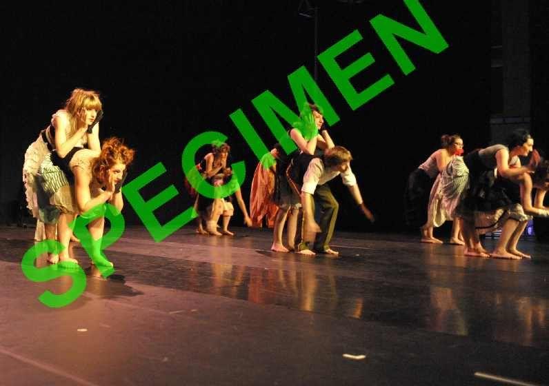 Toutes les photos réalisées par Bernard Simon à l'occasion du spectacle de fin d'année de l'association New Danse Studio.