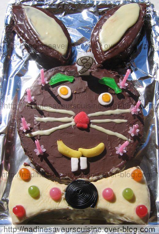 Gâteaux et Friandises pour les enfants (petits.... et grands !)