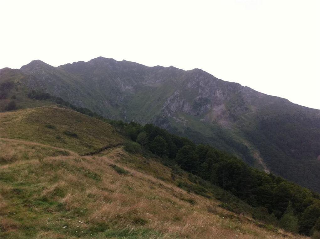 montée Col de Core/Latrape/Agnes