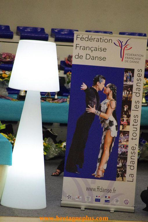 Samedi 18 Mai, à la Salle Colette Besson, à Rennes, se déroulait la Coupe de France de Danse Sportive.