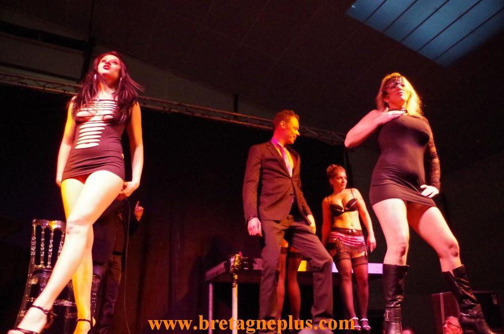 ce samedi 18 et 19 janvier 2014, se déroulait, à Rennes, le salon de l' Erotisme