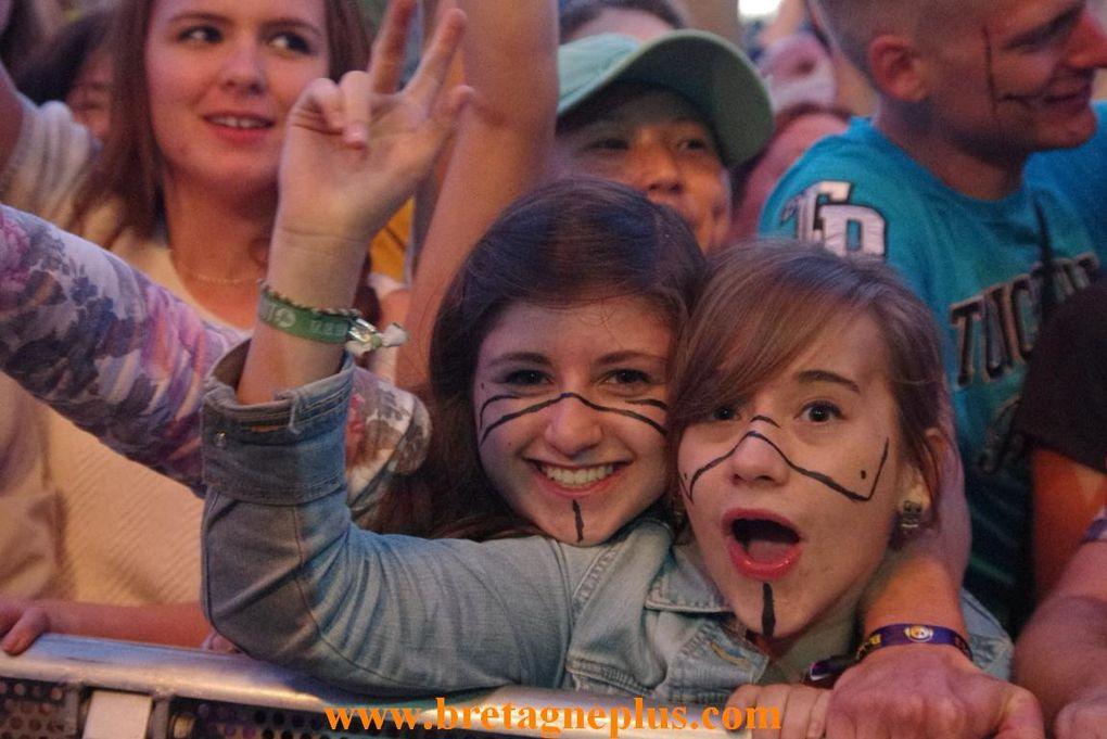 Ce vendredi 5 juillet, à débuté à Bobital, la 1ère journée de l'édition 2013 du Festival L' Armor à Sons.