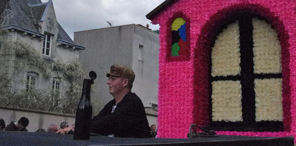 Ce dimanche 28 avril, le comité des carnavaliers de Ploërmel, organisaient le 87ème carnaval