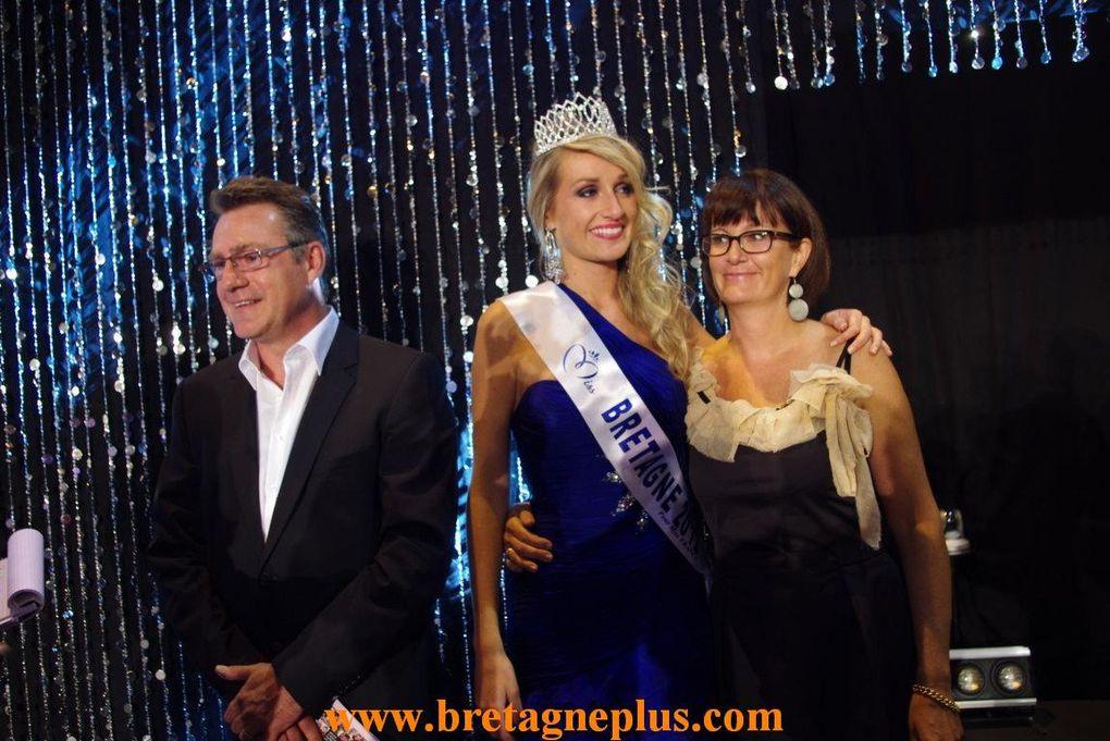 Election Miss Bretagne 2012 à Pontivy