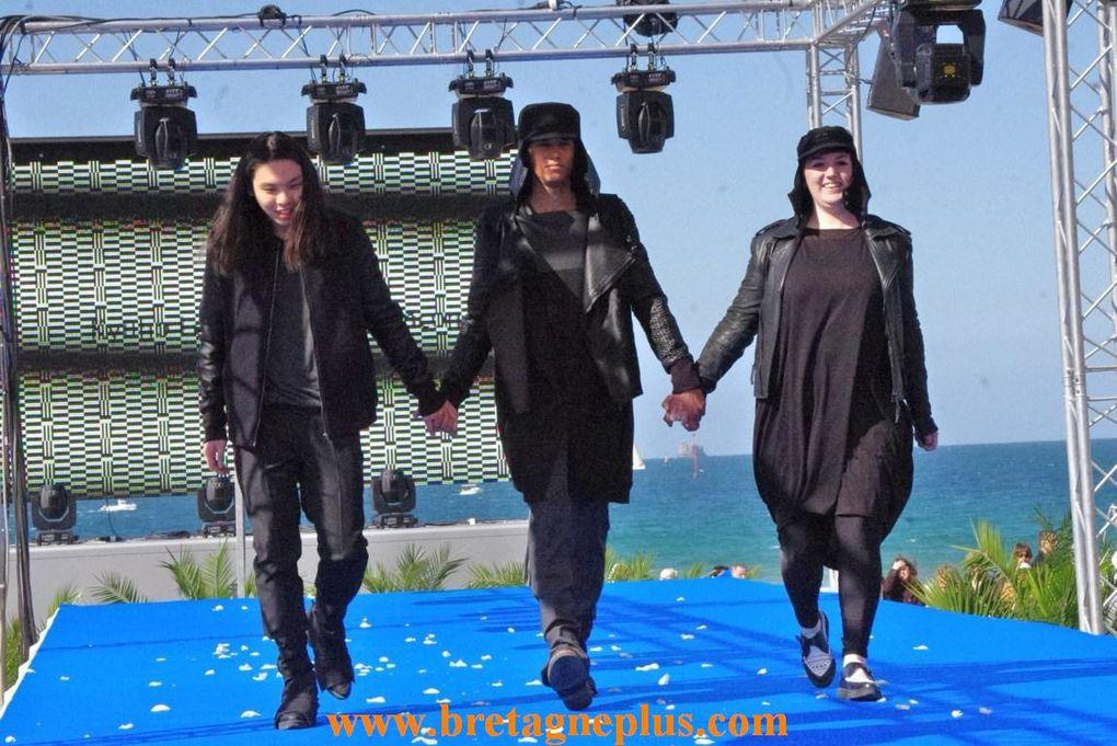 du 19 au 21 avril, se déroulait, à Dinard, le Festival International des Jeunes Créateurs de Mode 2013