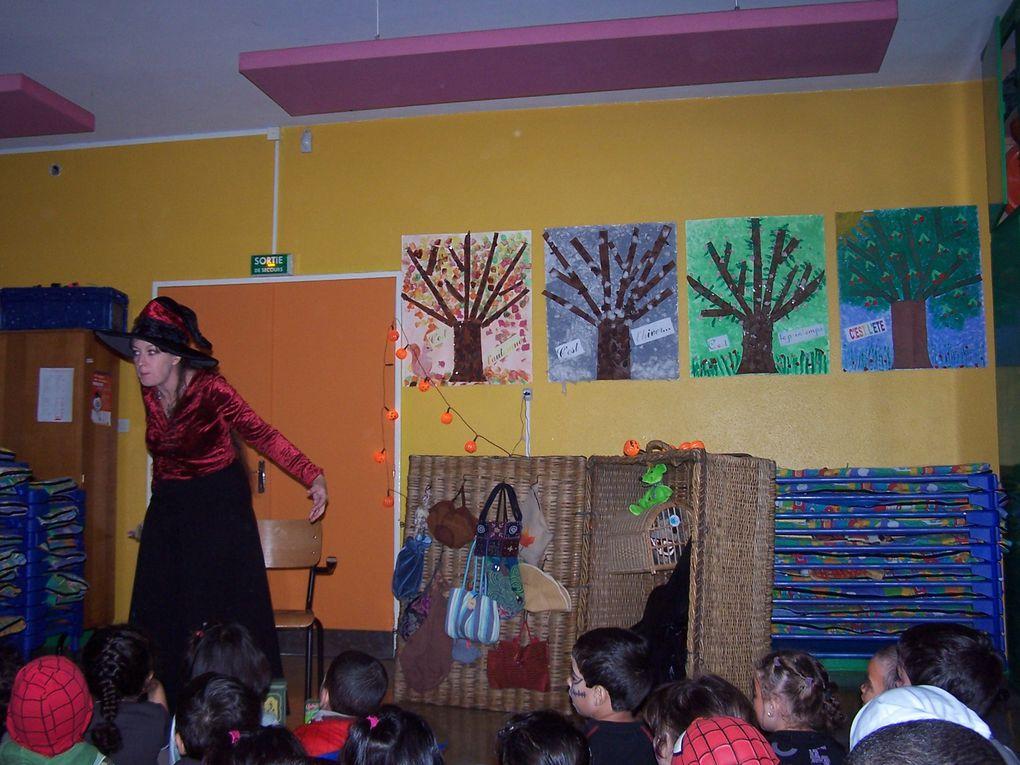 à la Maternelle Georges Edme à Audincourt