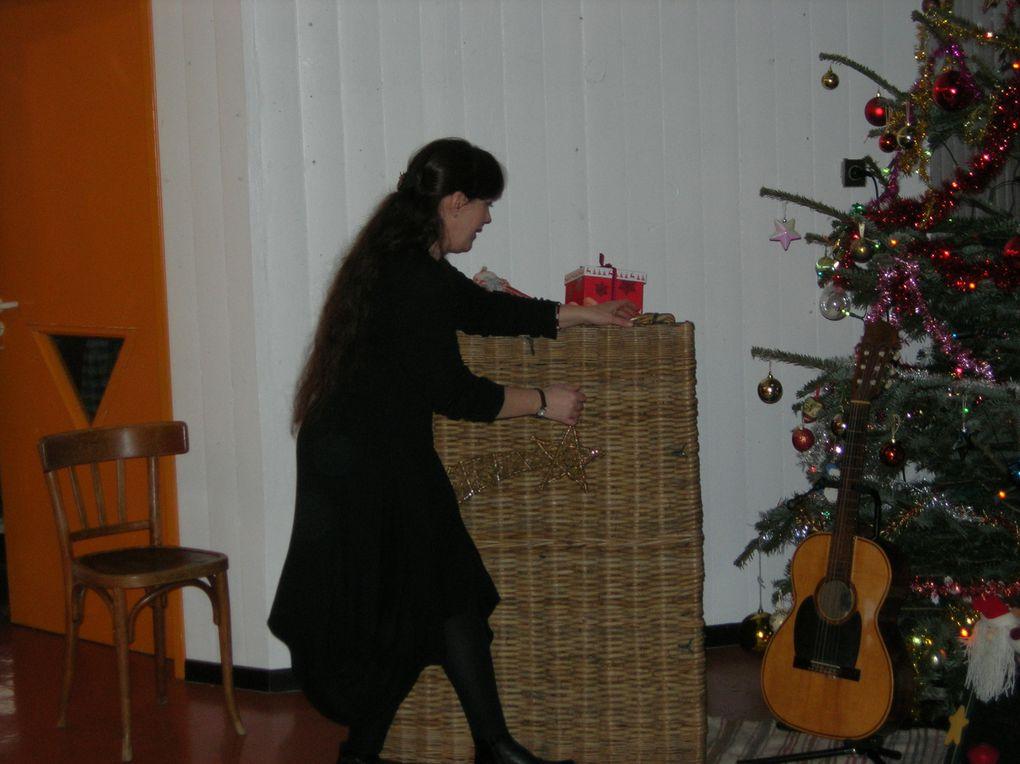Album - la Malle à contes de Noël