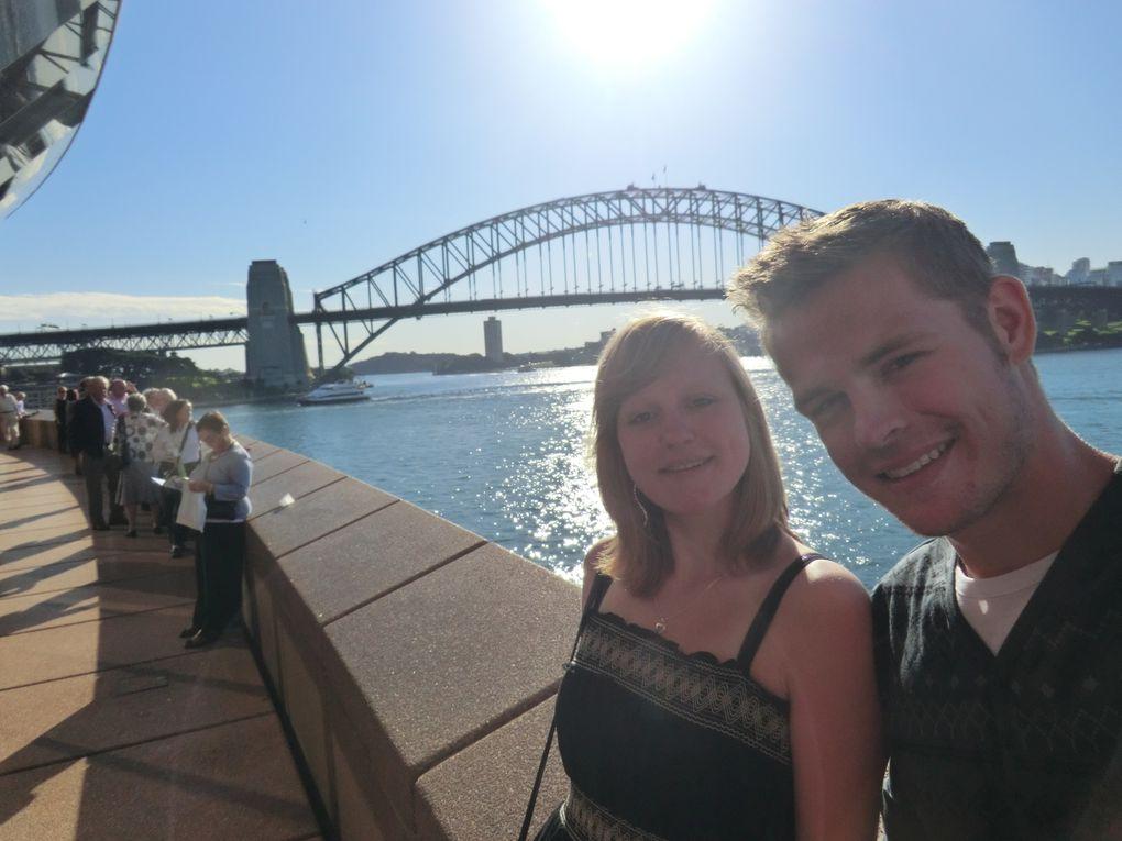 Anreise am 05.09 nach Frankfurt und über Singapur nach SydneyBzw. vom 23.04 - 12.05.2012 mit Frauke und Ela die Ostküste wieder runter!!