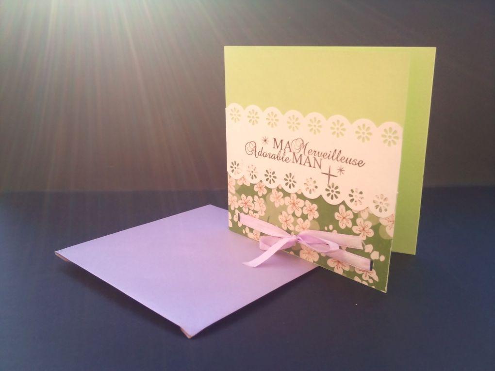 Toutes les cartes que je crée pour votre plaisir et le mien !