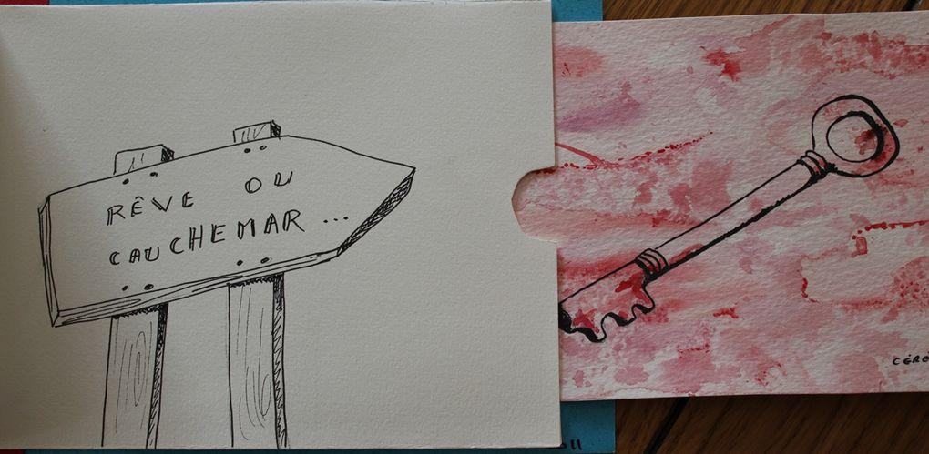 Album - carnet-reve-et-cauchemar