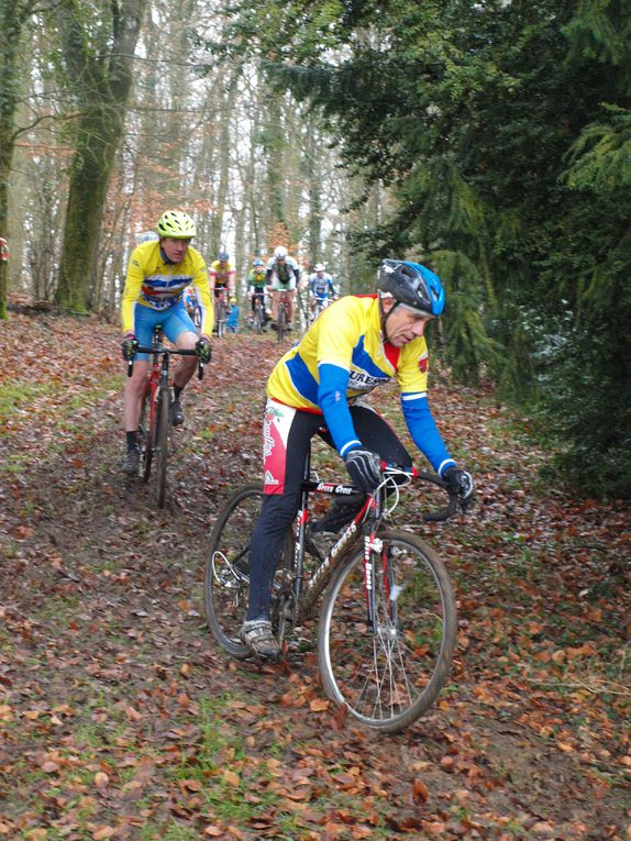 Album - CYCLO-CROSS-LATILLE-27-01-13