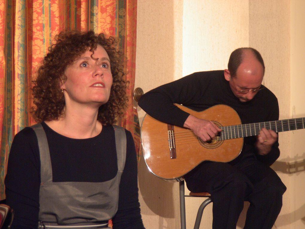 Album - Lectures Performées