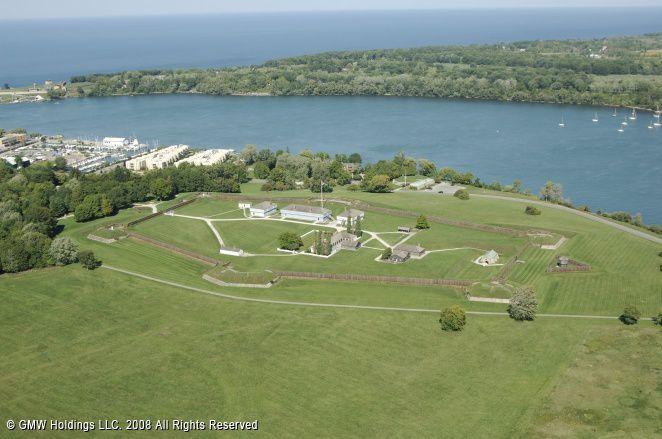 lieux, photos et cartes des champs de bataille de la guerre de 1812