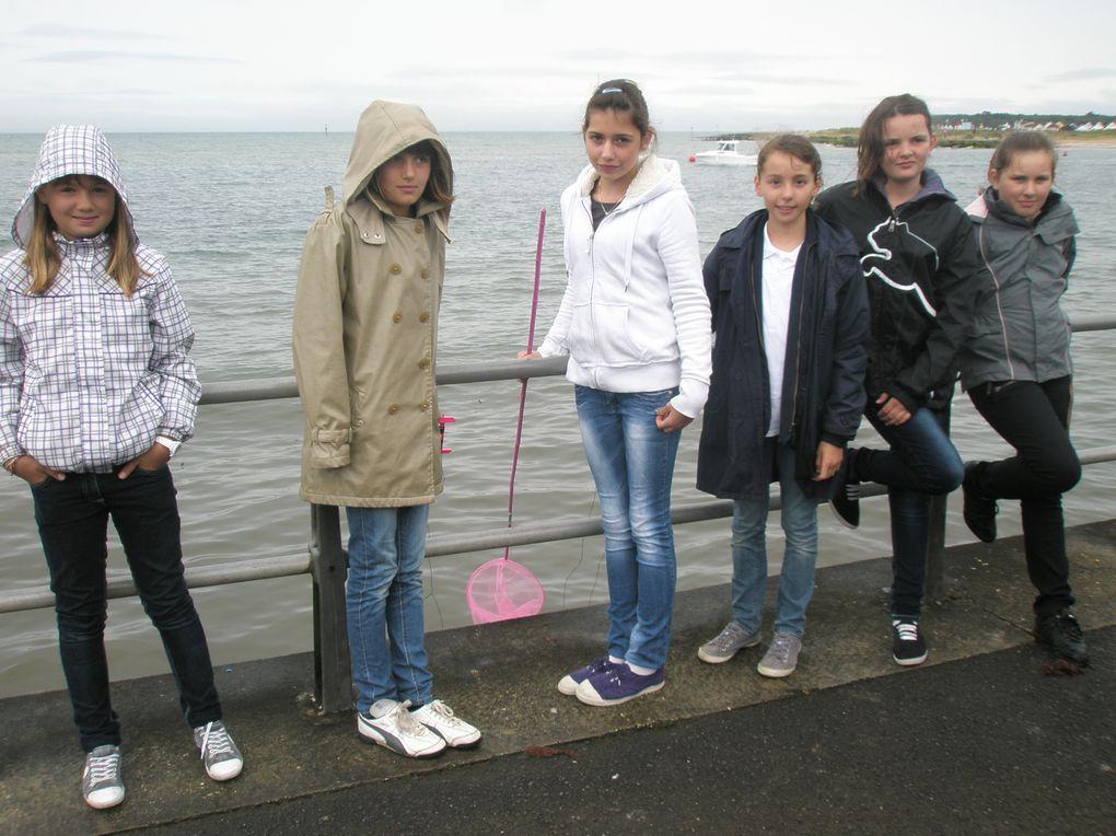 voyage CM2 juin 2012