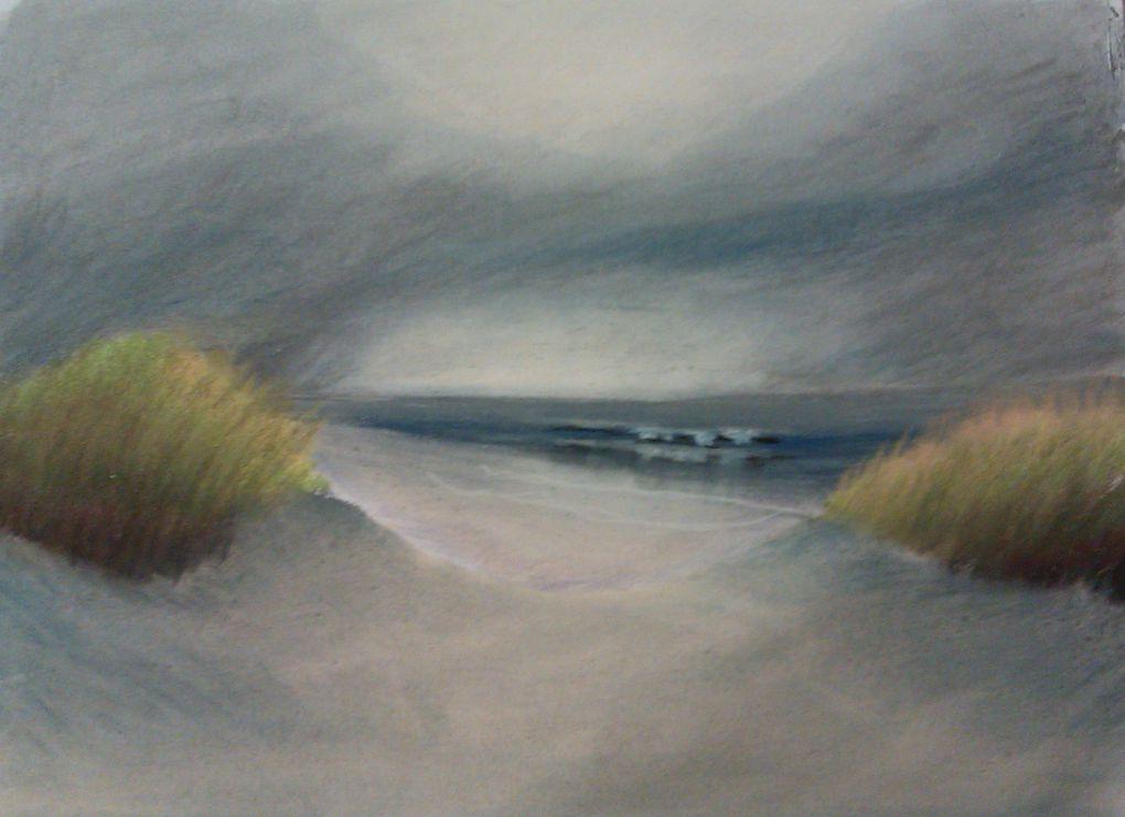 Album - Pastellbilder-Landschaften