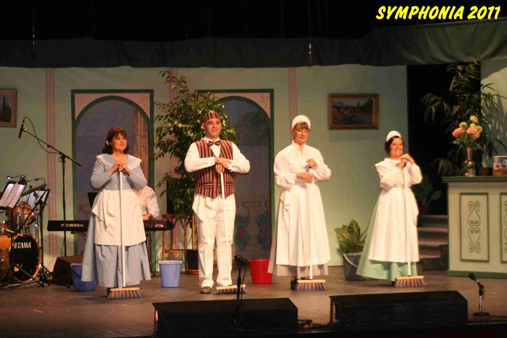 Notre spectacle 2011 à Montluçon