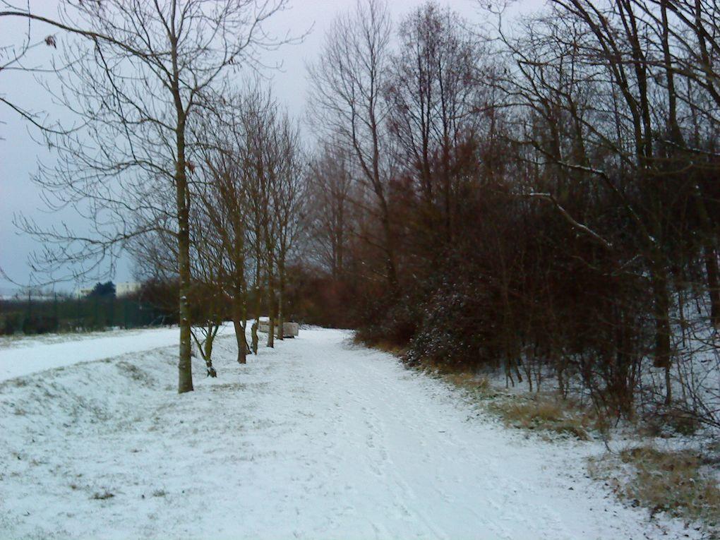 Album - Sous la neige au Fort de PS 5 fév 2012