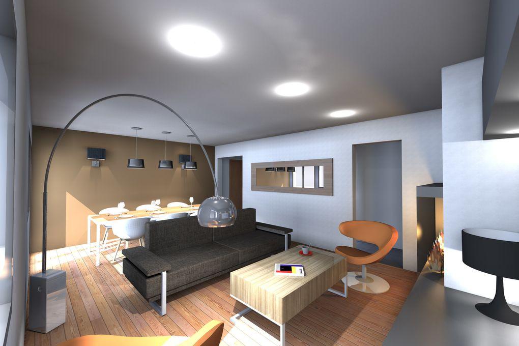 Album - Agencement intérieur d'un appartement - Larmor Plage
