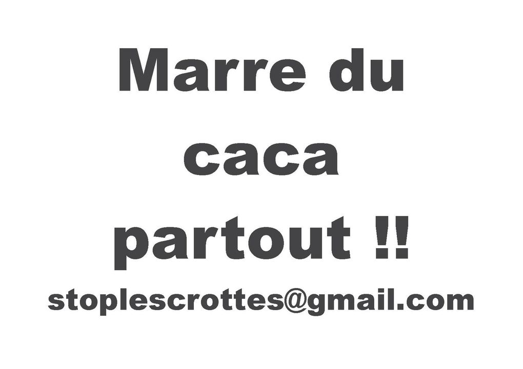 Album - stop-les-crottes