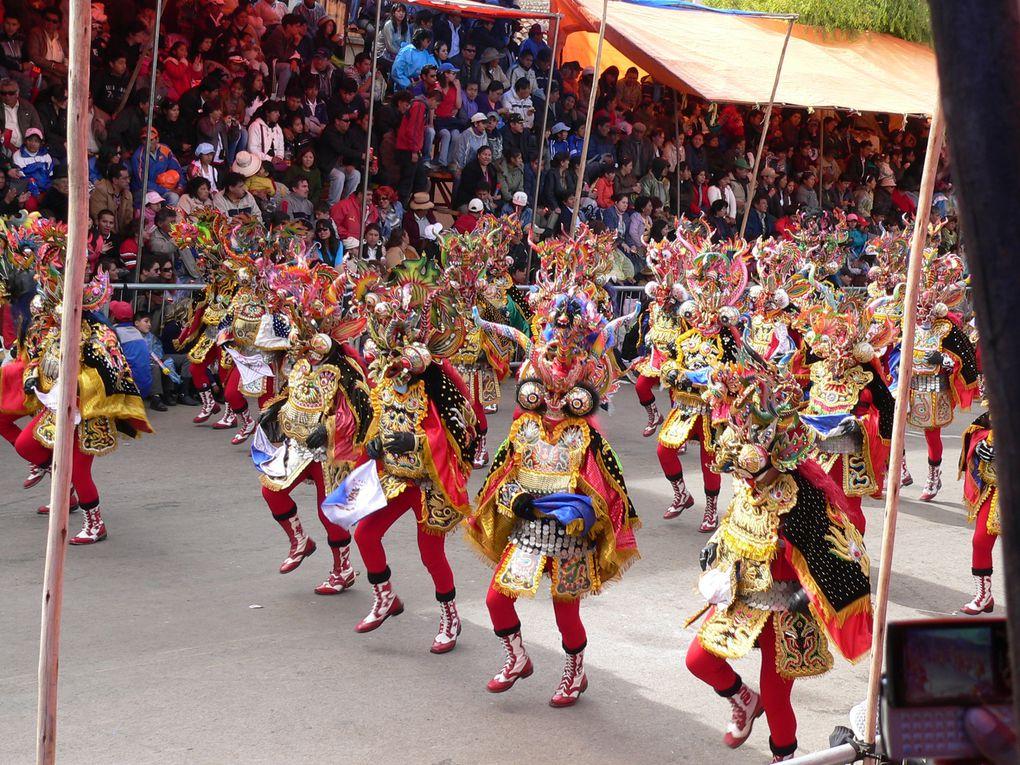 Album - Carnaval d'Oruro