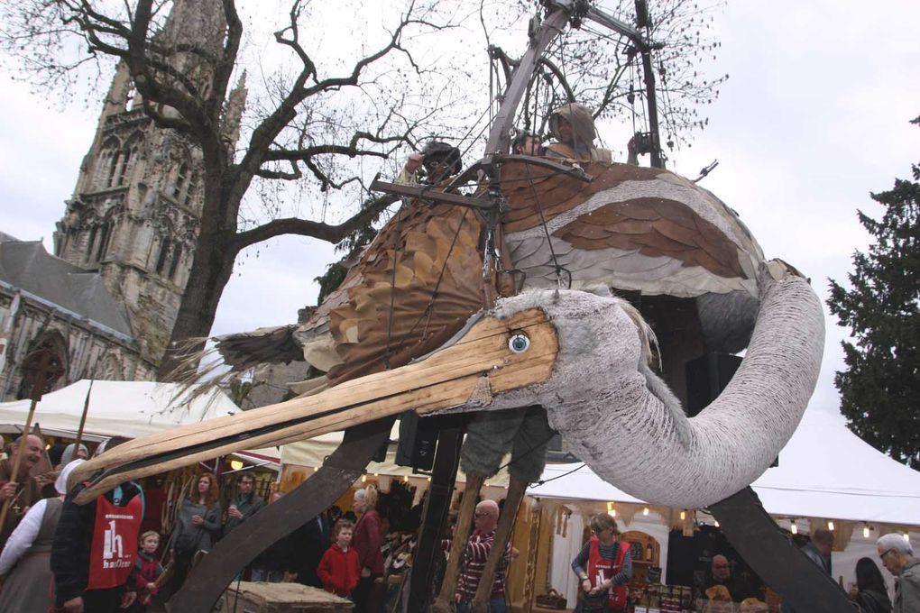Diaporama de la Fête de la Scie 2014 à Harfleur.