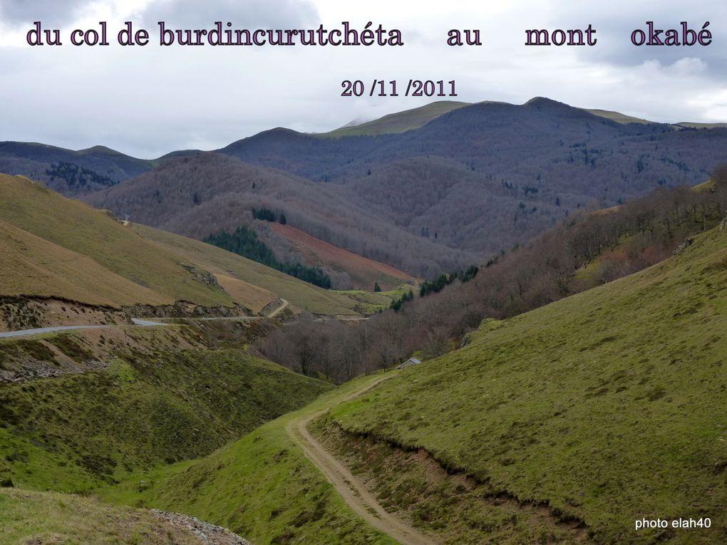 prés d'iraty , au pays basque .