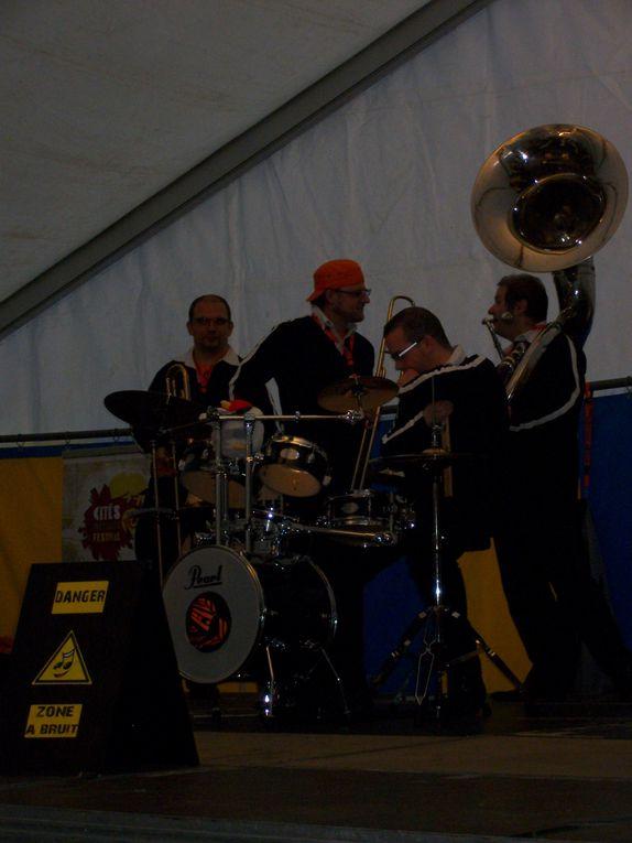 Festival cité métisse Saint Ghislain 2012