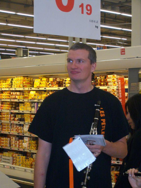 Les Petlessons à Auchan Leers
