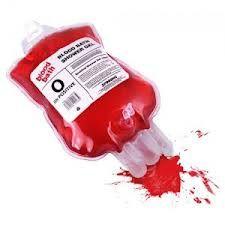 Toutes les variétés de cellules sanguines : Globules rouges, Gobules blancs, et plaquettes.