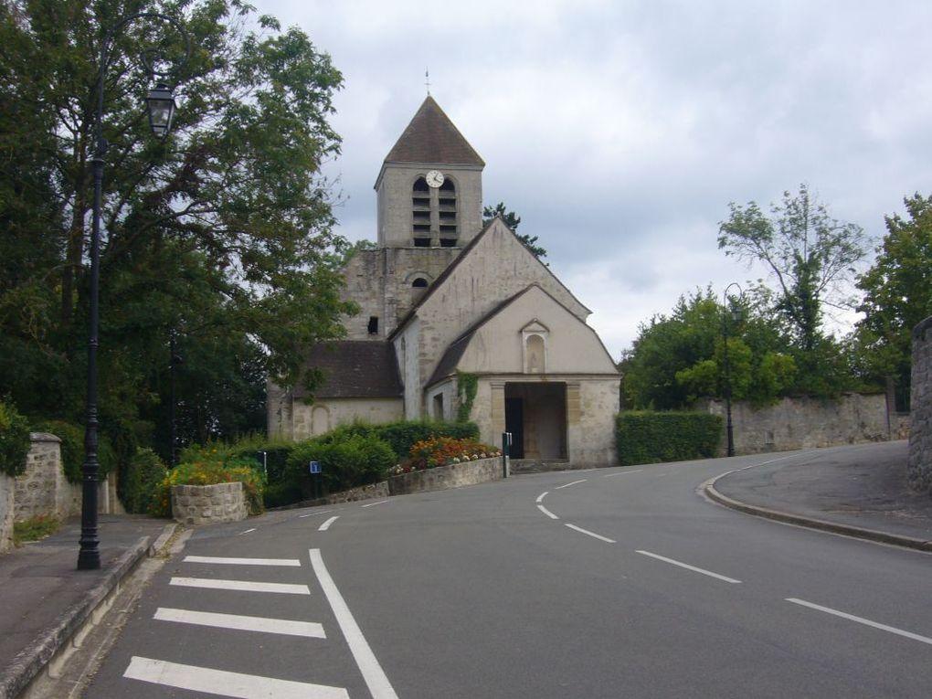Album - 9-Quelques Eglises-du-PNR-du-Vexin-Francais