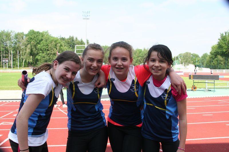 Album - Athletisme saison 2014