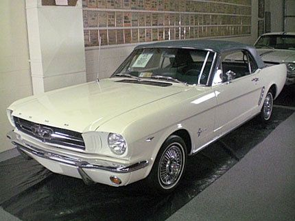 Album - 1964-Ford-Mustang