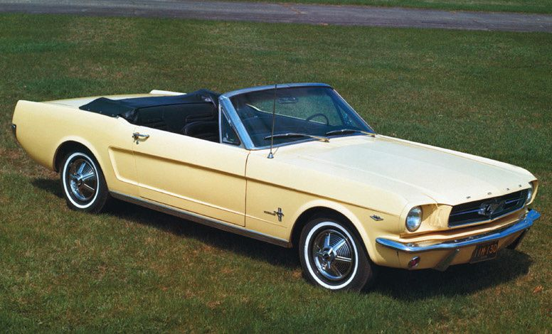 Album - 1965 Ford Mustang