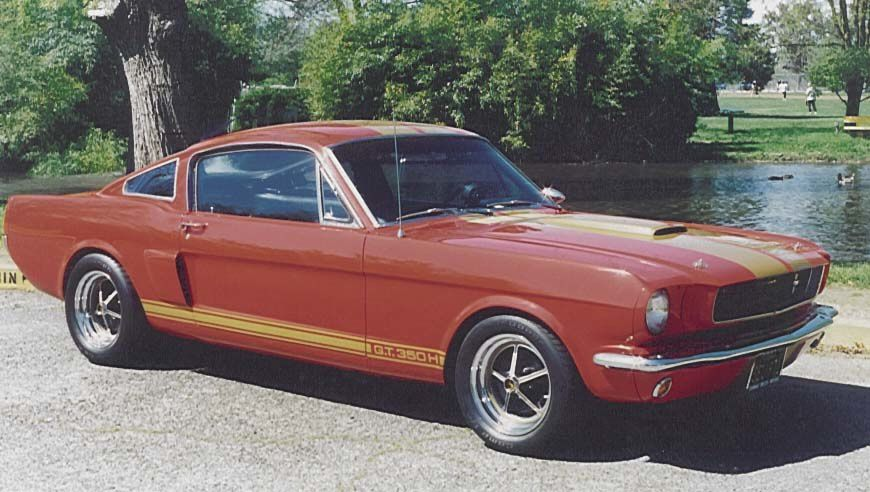 Album - 1966-Ford-Mustang