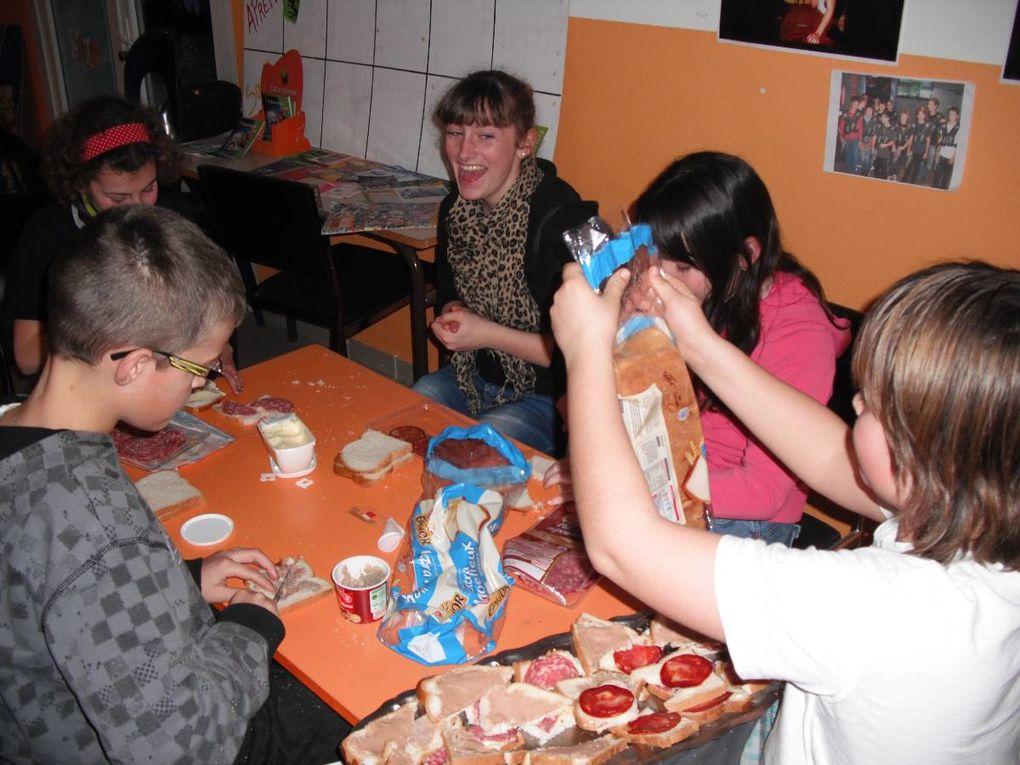 Album - CPA 03-Vac Février 2012-Soiree Pizza