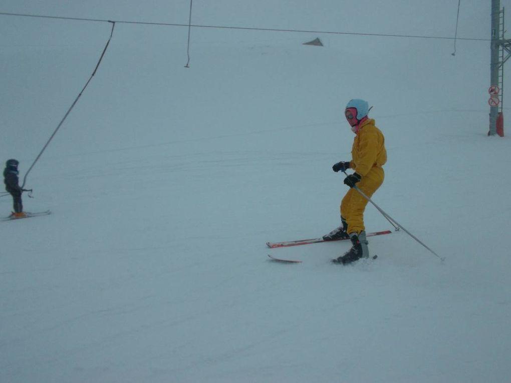 Album - EJ 01-Séjour Ski / Février 2012