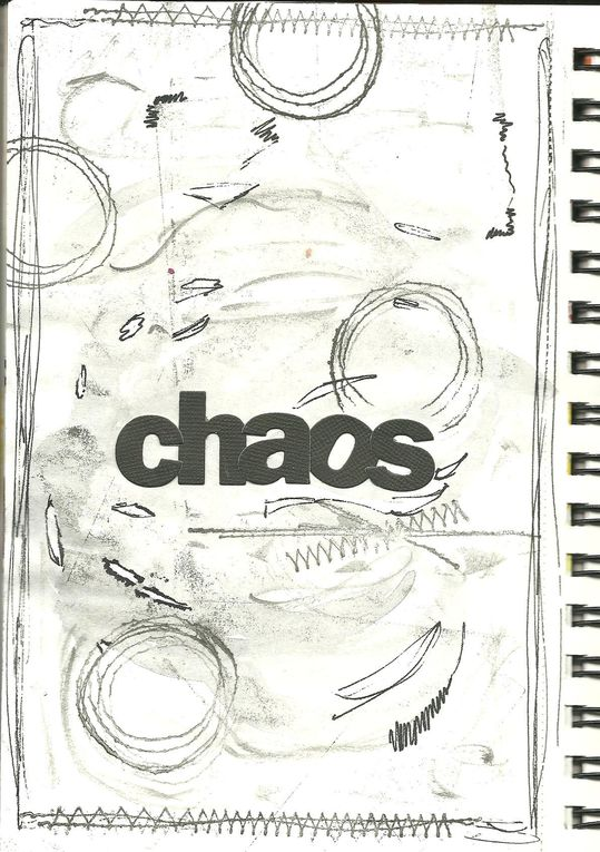 Album - Art Journal - Challenges SODAlicious