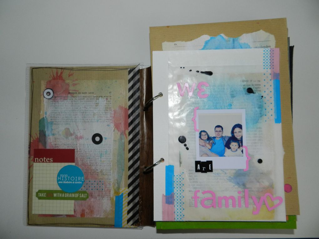 Album - Art Journal
